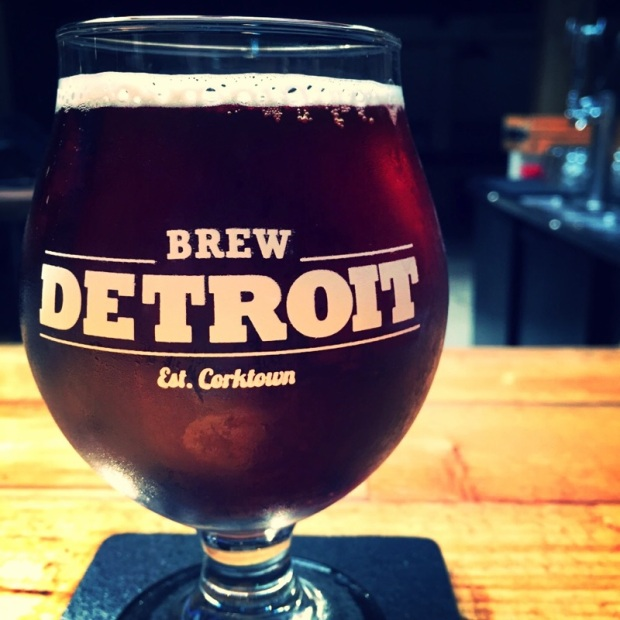 Brew Detroit Beer